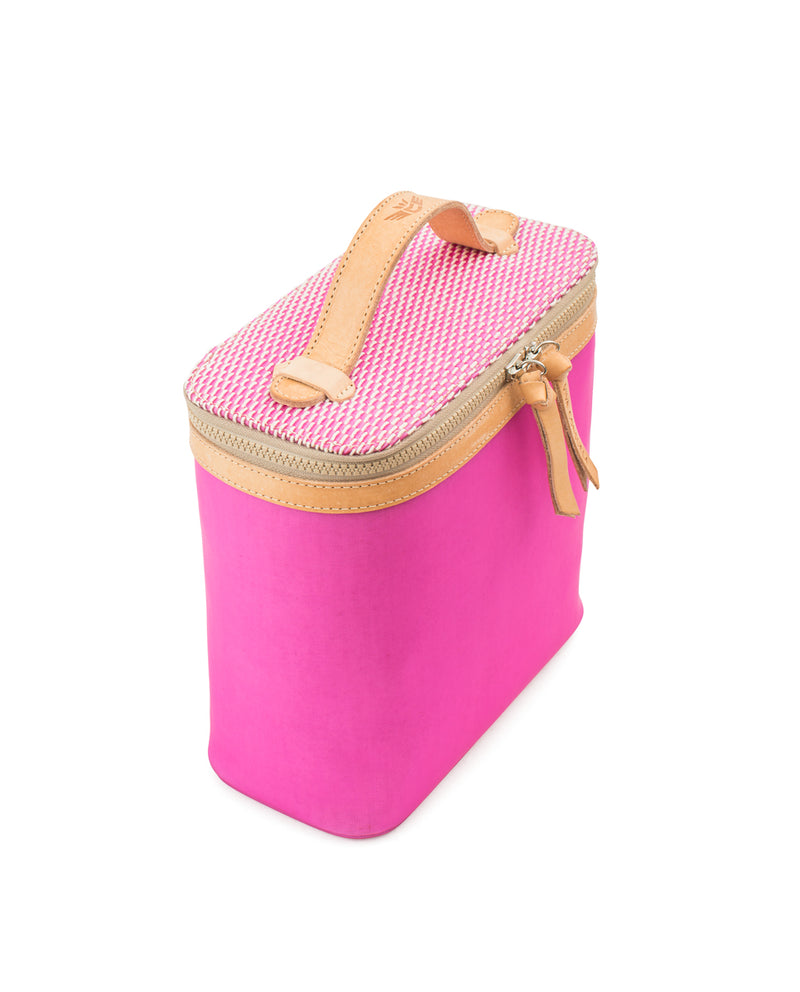 Pinkie Slim Train Case