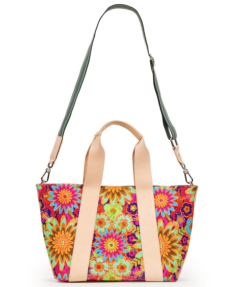 Consuela Trista Carryall Side View Handles View