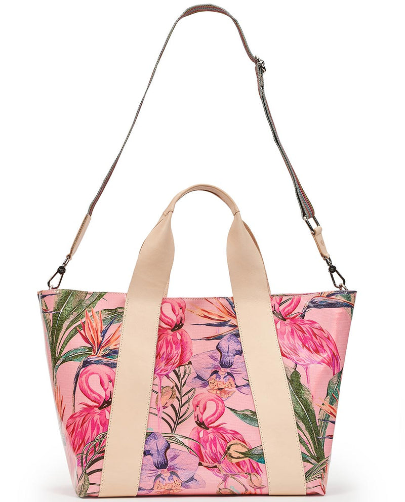 Consuela Brynn Large Carryall Handles View
