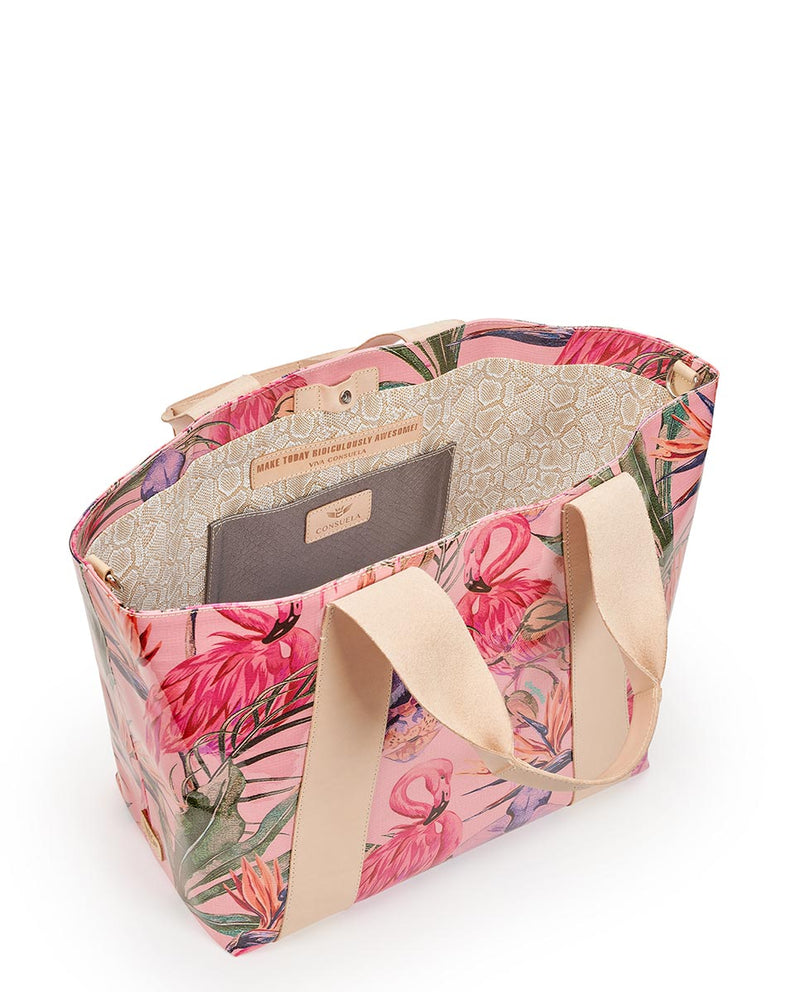 Consuela Brynn Large Carryall Inside View