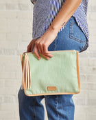 Mint Anything Goes Pouch