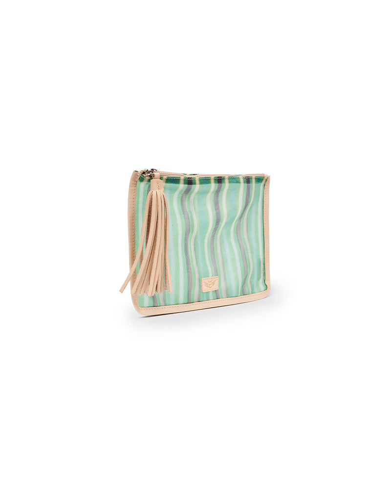 Consuela Ann Anything Goes Pouch Side View