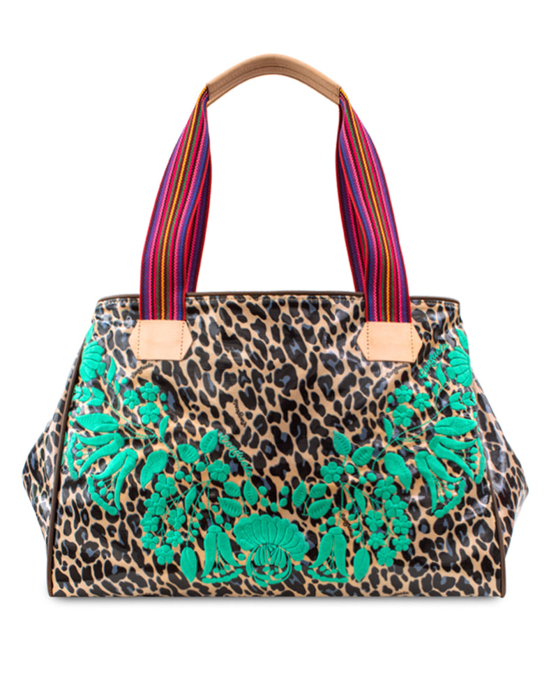 Bettie Grande Tote by Consuela, front view