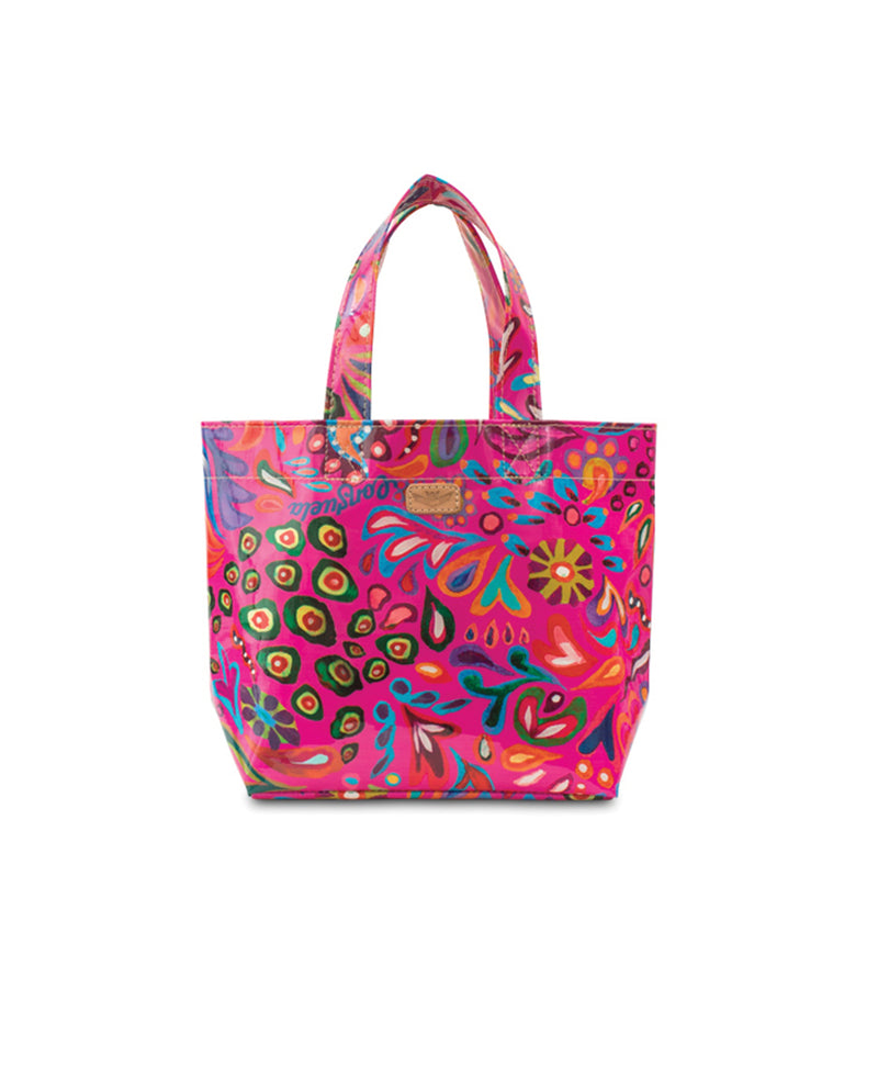 Pink Swirly Mini Bag