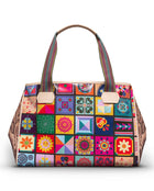 Allie Grande Tote by Consuela, back