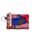 Royal Teeny Pouch in ConsuelaCloth™ by Consuela, front view