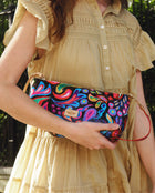 Sophie tool bag in ConsuelaCloth™ by Consuela, front view