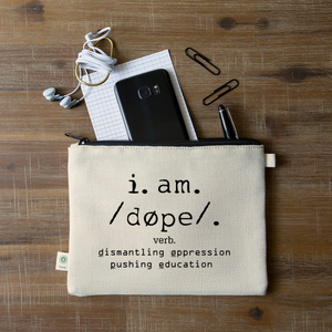 i. am. /døpe/. Accessory Pouch - natural