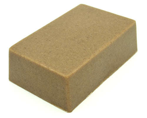 Moroccan Rhassoul clay soap bar. All Natural SLS