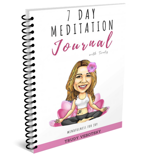 7 Day Meditation EJournal & Audio