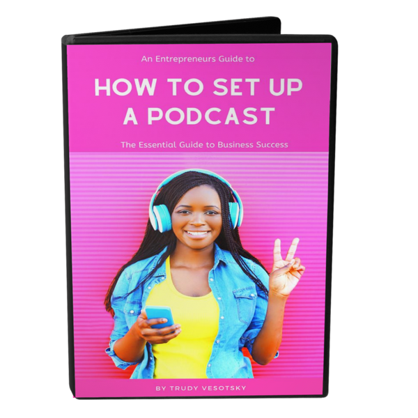 How to Set up a Podcast (in less than an hour)