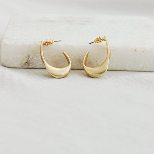 'Fiona' Earrings-Anna Philip London-Yard + Parish