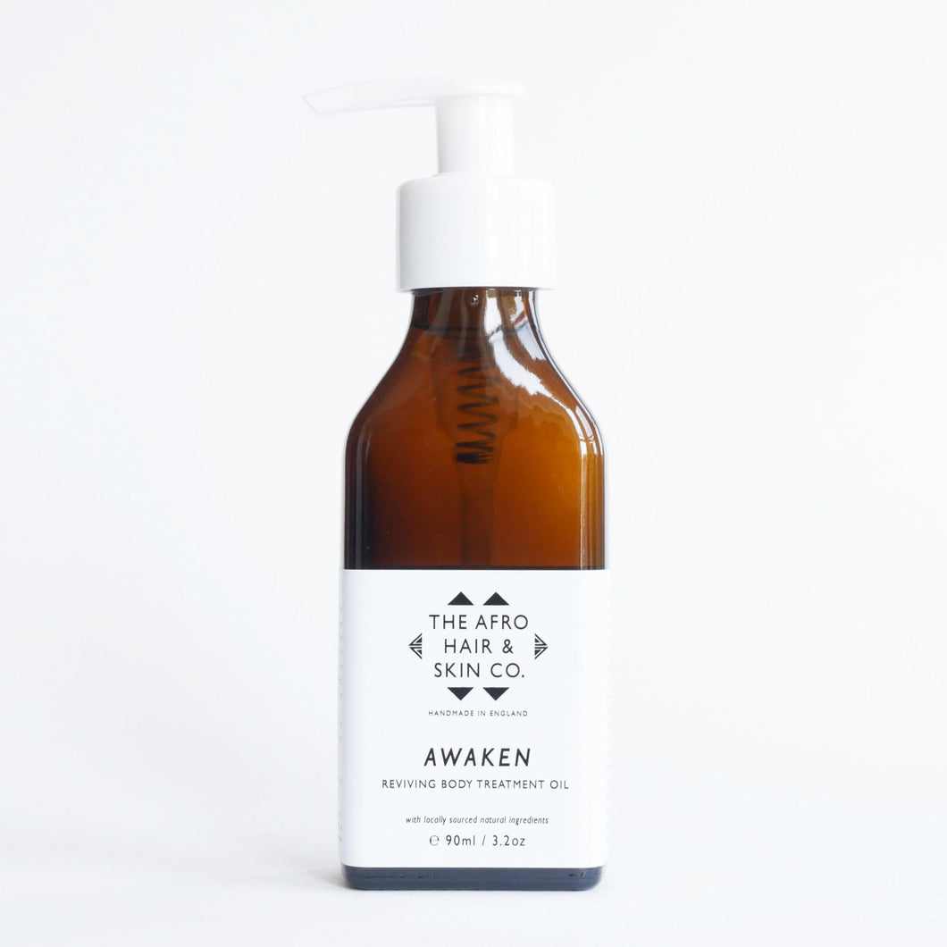 Awaken - Reviving Body Treatment Oil-The Afro Hair & Skin Co.-Yard + Parish