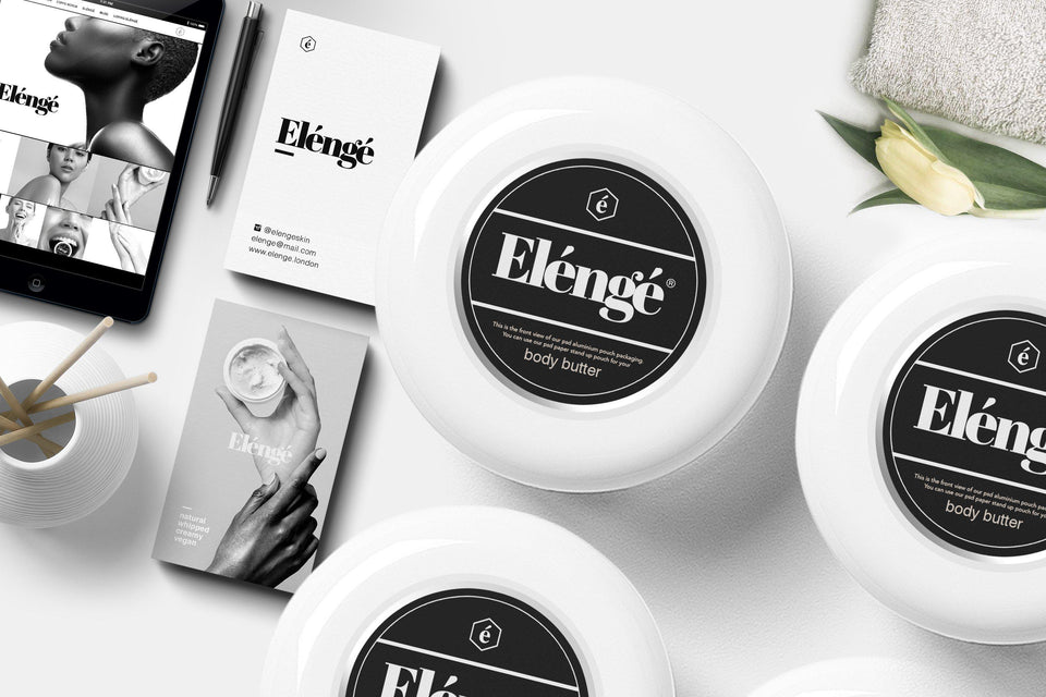 Whipped Shea Butter-Eléngé-Yard + Parish
