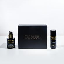 Load image into Gallery viewer, Luxe Men Groom + Glow Set-Luxemore London-Yard + Parish