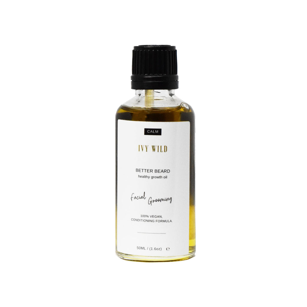 Better Beard Oil-Ivy Wild-Yard + Parish