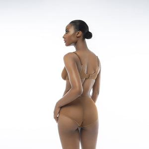 'Bintu' High Waisted Panty-Ownbrown-Yard + Parish