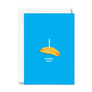 Birthday Patty | Greeting Card