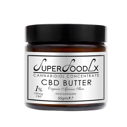 CBD Butter-Superfood LX-Yard + Parish