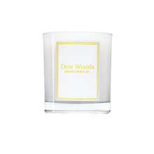 Load image into Gallery viewer, Ginger + White Lily - Scented Candle