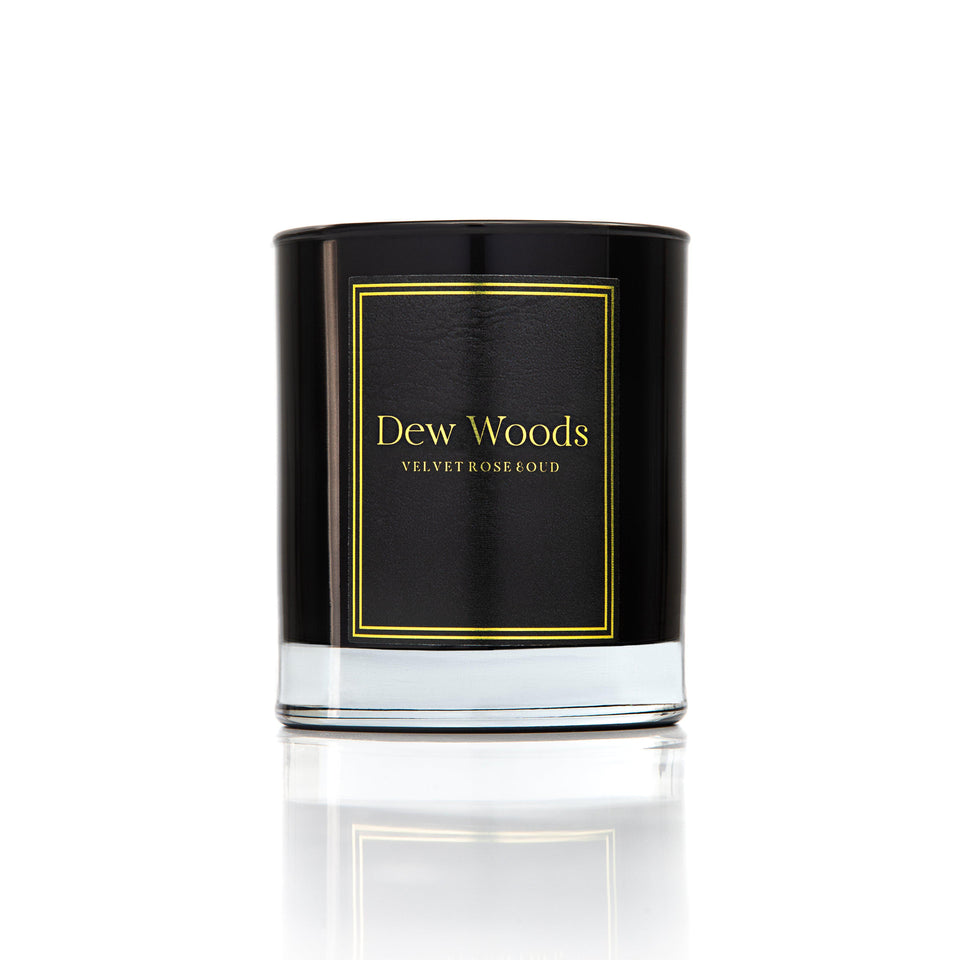 Scented Candle | Velvet Rose & Oud-Home Fragrance-Yard + Parish