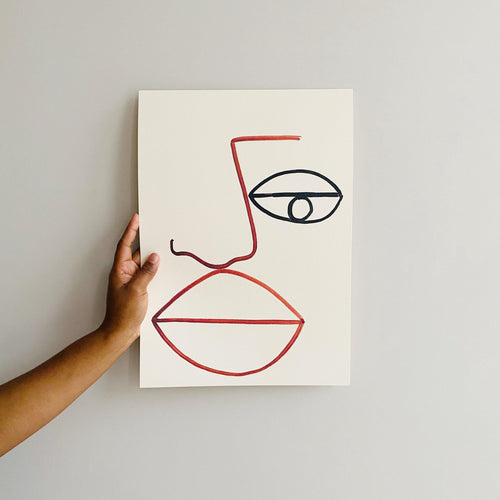 'Eye See You' Print-Aff & Jam-Yard + Parish