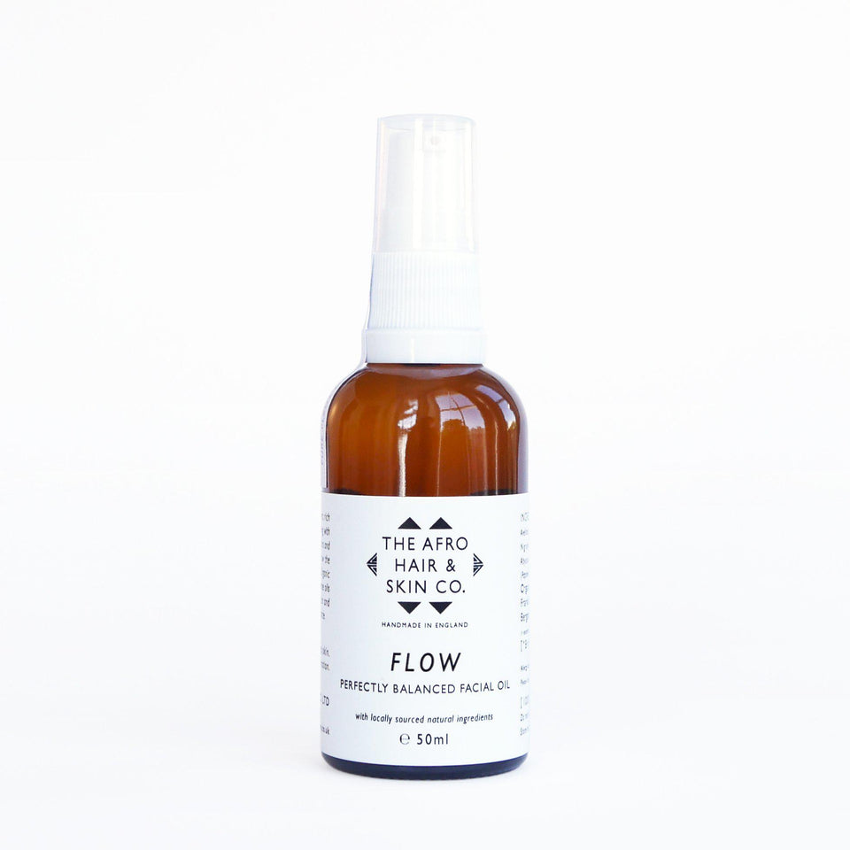 FLOW Face Oil-Beauty-The Afro Hair & Skin Co.-Yard + Parish