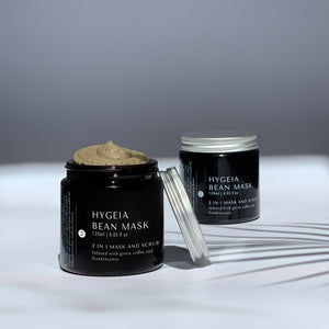 Hygeia Bean Mask-Minzaani-Yard + Parish