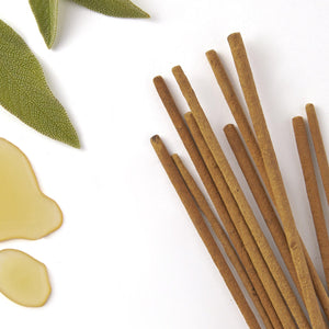 Balsam + Sage Incense Sticks-TALOU-Yard + Parish