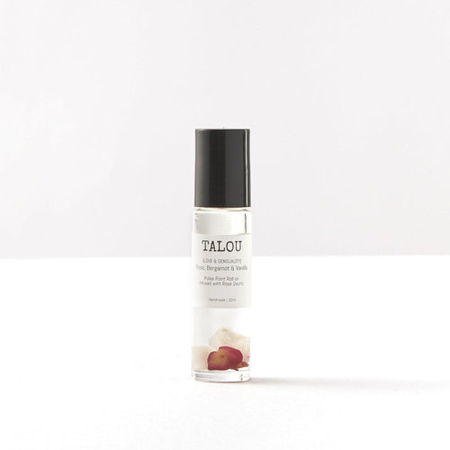 Love + Sensuality Pulse Point Roll-on-TALOU-Yard + Parish
