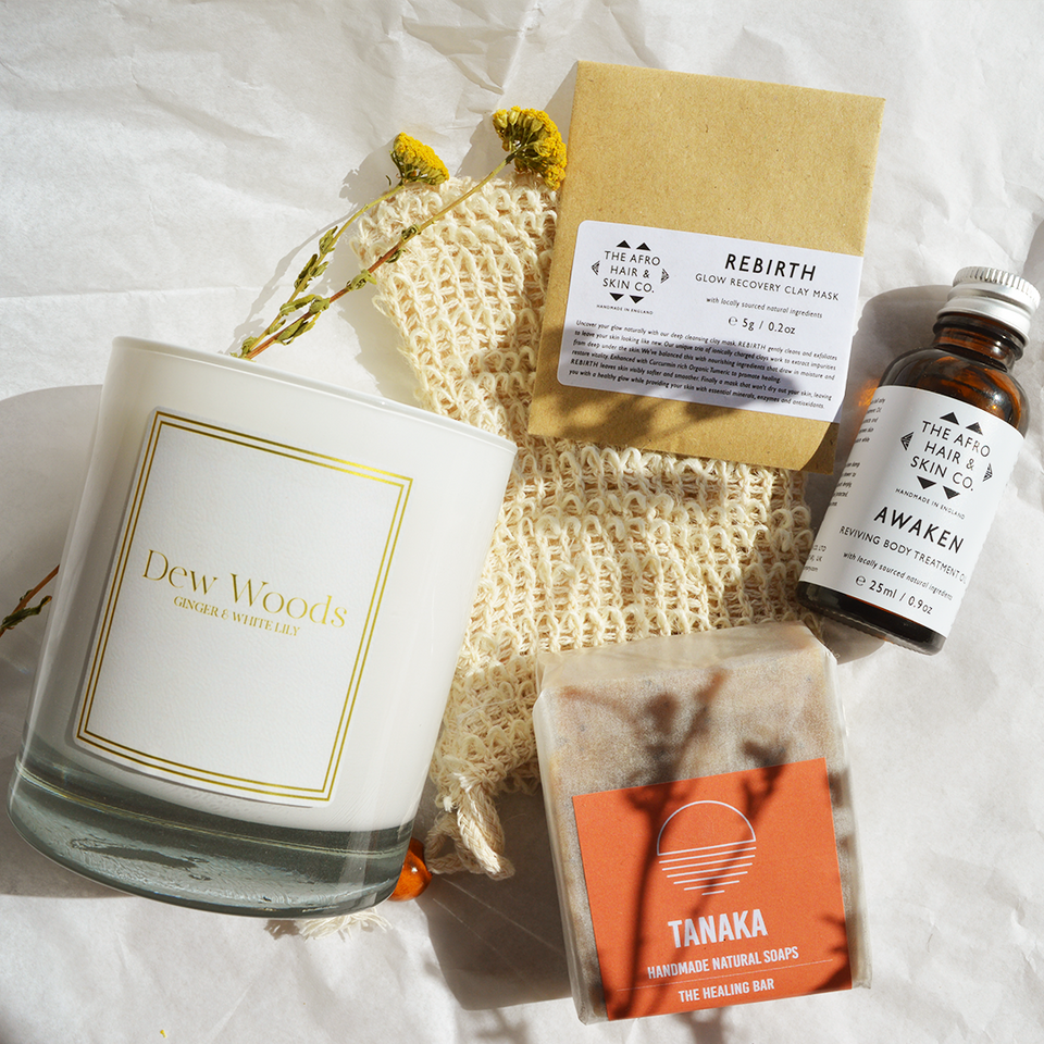 The Self Care Sampler Set 2.0-Yard + Parish-Yard + Parish