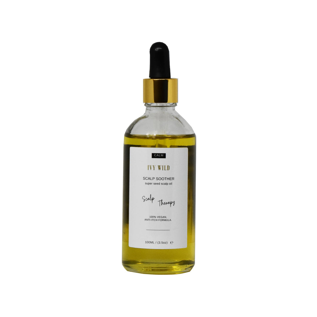 Scalp Soother Oil-Ivy Wild-Yard + Parish