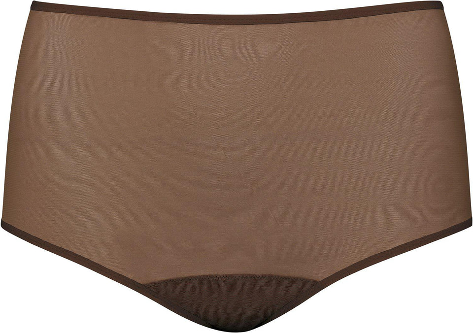 Yemoya | High Waisted Panty-Nudes-Yard + Parish