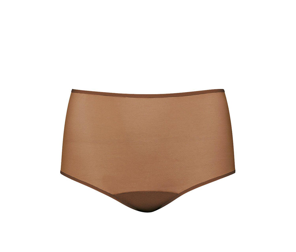 Bintu | High Waisted Panty-Nudes-Yard + Parish
