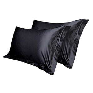 Satin Pillow Case Sets