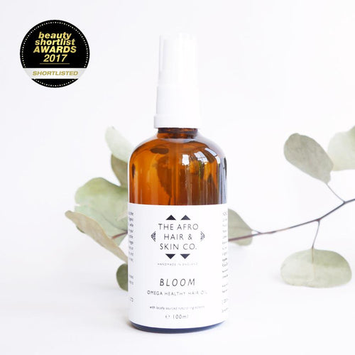 Bloom - Omega Healthy Hair Oil-The Afro Hair & Skin Co.-Yard + Parish