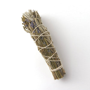 Calming Cleanse Sage Smudge Stick-TALOU-Yard + Parish