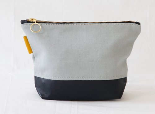 Nappa Leather Pouch-Bags-Yard + Parish