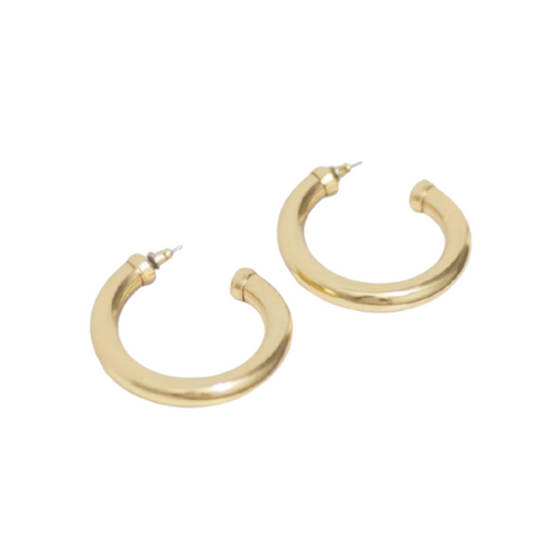 'Bold' Hoops-Annalay Accessories-Yard + Parish