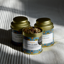 Load image into Gallery viewer, 'Paris - London - Dakar' | Luxury Herbal Tea Trio-Thés Lac Rose-Yard + Parish