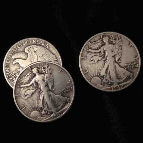 OxF - Walking Liberty Half Dollar