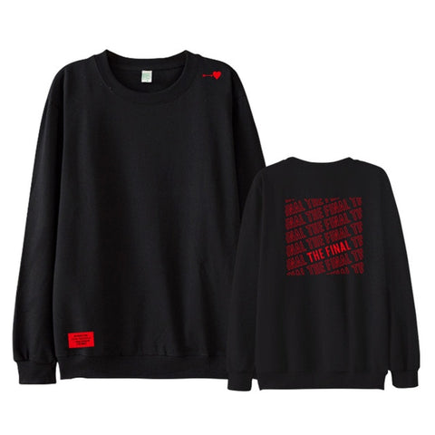 BTS The Final Show Sweater