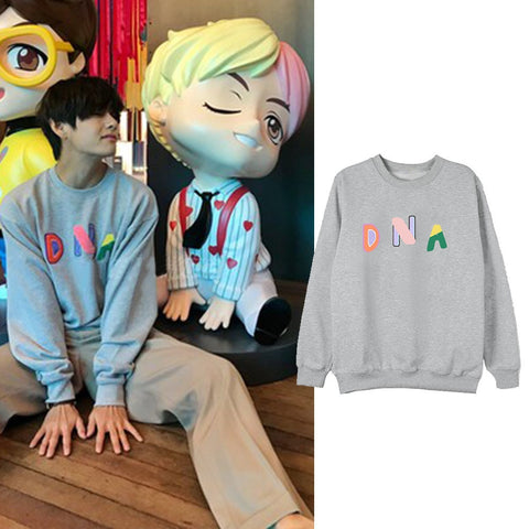 DNA House Of BTS Sweater