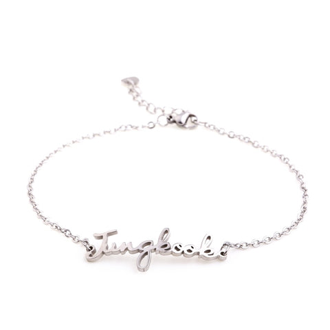 BTS Simple One-Piece Bracelet