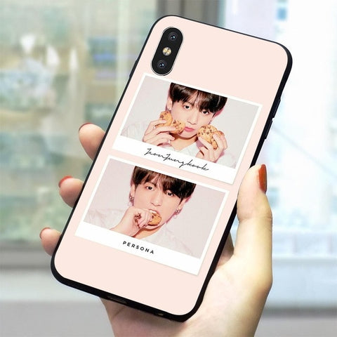 BTS Jungkook Persona Phone Case (iPhone)