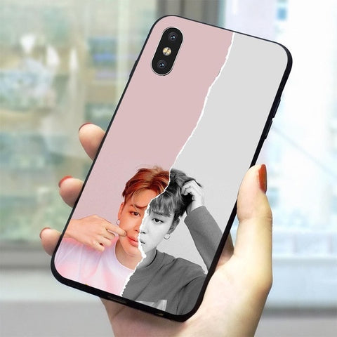BTS Jimin Love Yourself Phone Cover (iPhone)
