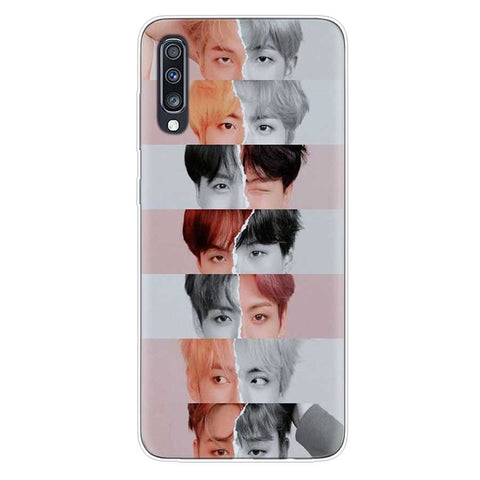 BTS Love Yourself Group Phone Case (Samsung)