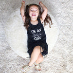 Toddler Kid Baby Girl Floral Dress T-Shirts