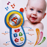 Baby Musical Phone Toys Kids
