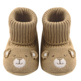 Baby Booties Shoes  Winter Cute Crochet Knit